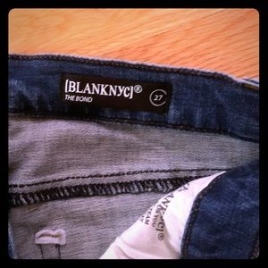 "Black ""The Bond Jean"""